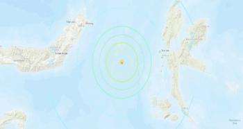 Fuerte sismo provoca alerta de tsunami en Indonesia