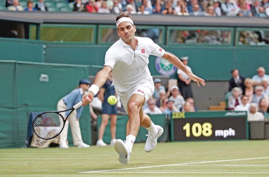 Federer y Nadal se instalan como favoritos en octavos