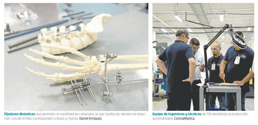 Tecnología y Ortopedia que recuperan la vida