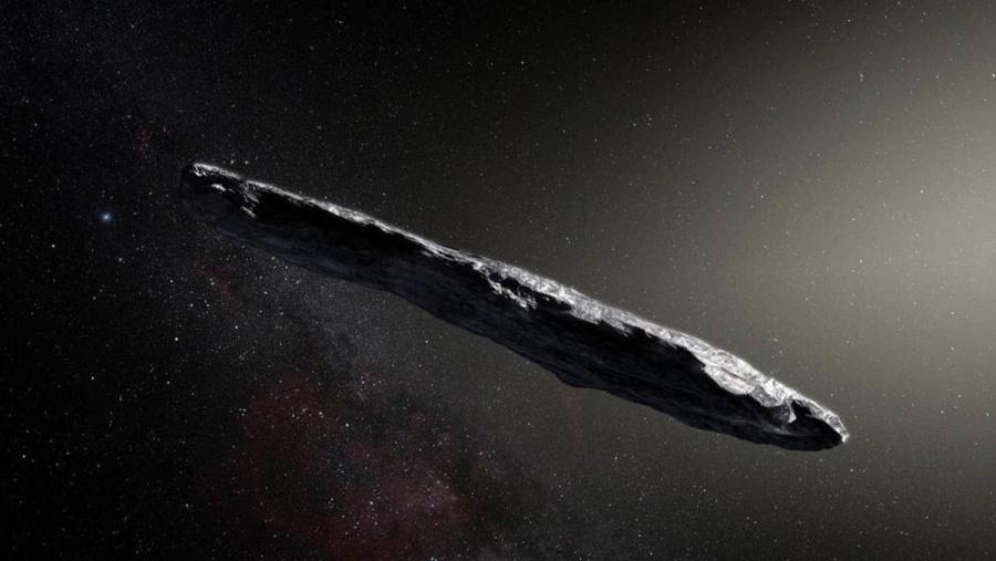 Astrónomo de Harvard, asegura que una nave extraterrestre se acerca a la Tierra