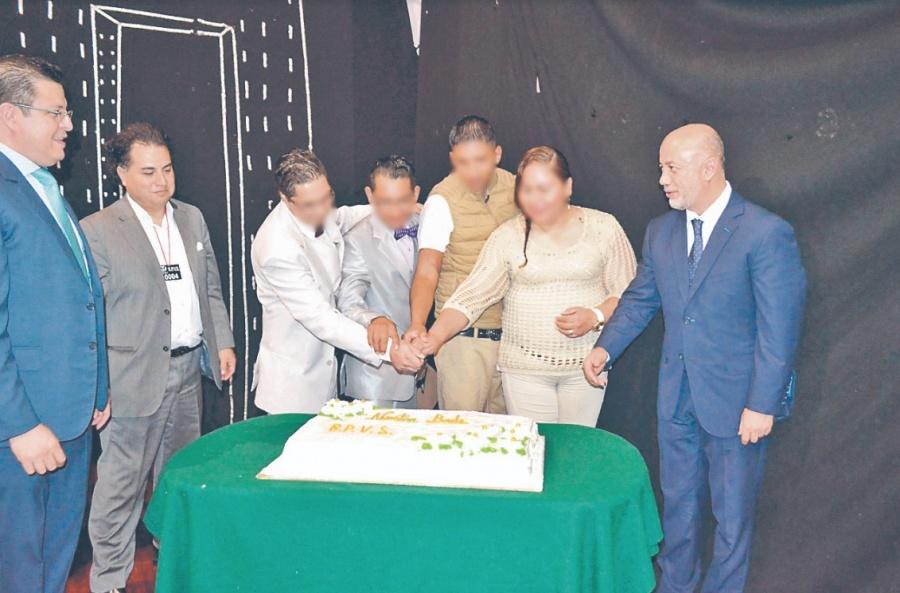 Concluye campaña de matrimonios en cárceles