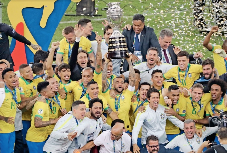 Brasil logra su noveno campeonato en la historia del torneo