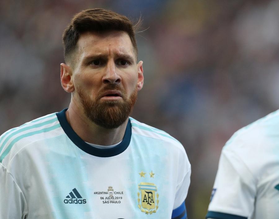Conmebol sancionaría por dos años a Messi