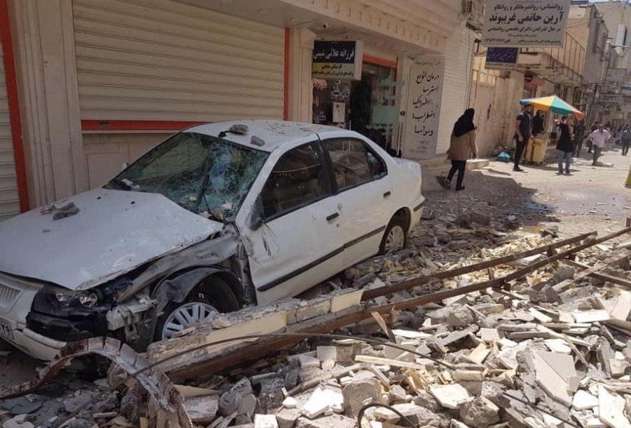 Sismo de magnitud 5.7 en Irán deja un muerto y decenas de lesionados