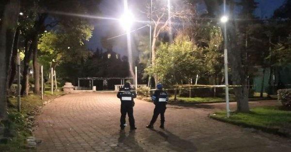 Dos personas en situación de calle fueron calcinadas en Parque Lira, en la CDMX