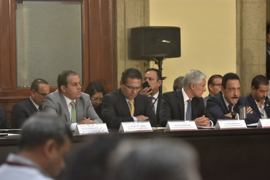 Necesario, fortalecer policías municipales para brindar seguridad: Cuauhtémoc Blanco