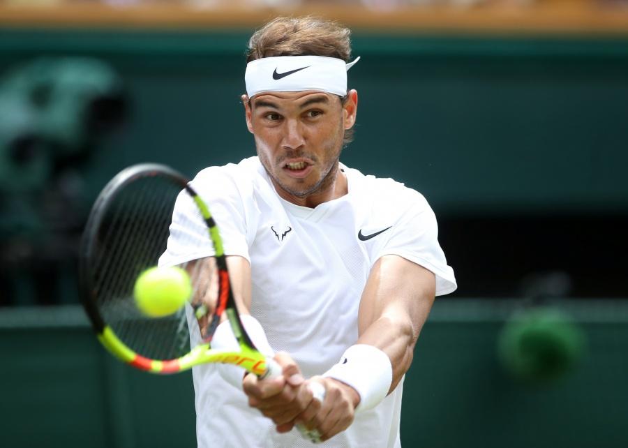 ¡Imparable! Nadal arrasa a Sousa y pasa a cuartos de final en Wimbledon