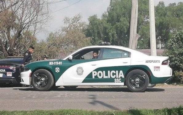 Cambian la cromática de las patrullas en la CDMX