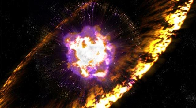 """Descubren estrellas """"zombies"""" que sobreviven a explosiones en sus núcleos"""