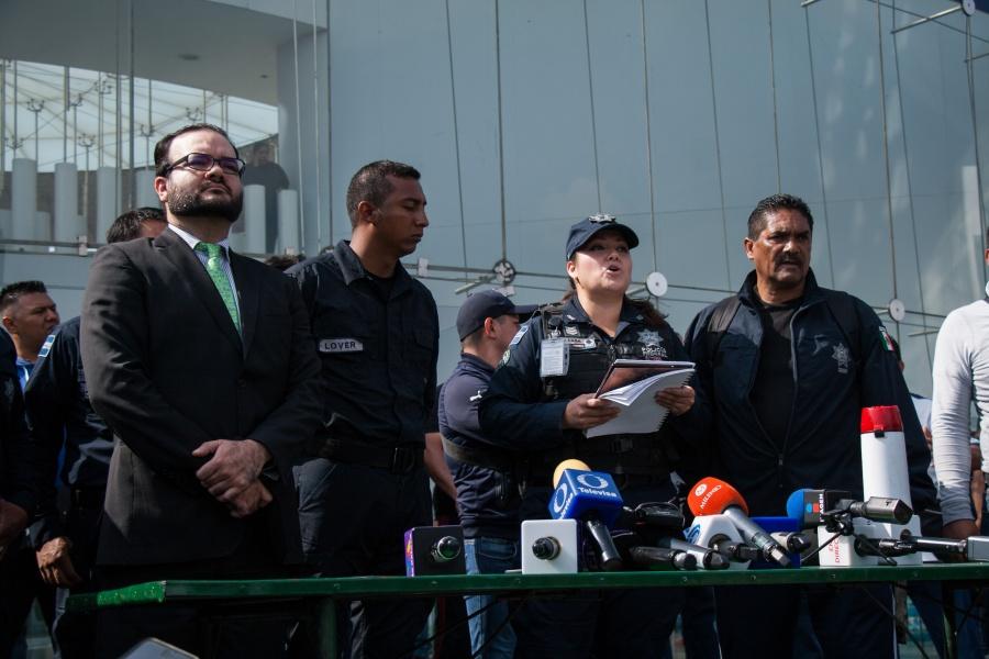 Asegura Durazo que policías federales tendrán cabida en GN y otras corporaciones