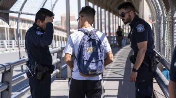 Con reconocimiento facial busca EU a migrantes