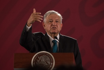 Veo bien que expresidentes intervengan en la vida pública del país: AMLO