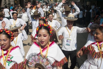 ¡Prepárate! Se acerca el XVIII Festival Internacional de Folclor en Milpa Alta
