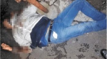 Por realizar disparos al aire, linchan a hombre en Iztapalapa