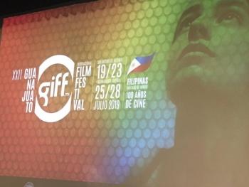 100 años de cine filipino son festejados en el GIFF