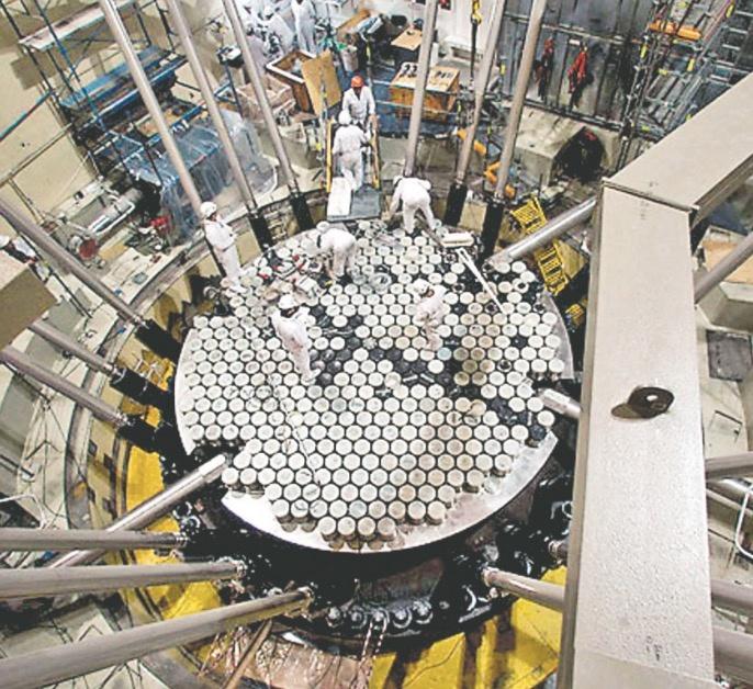Irán fabrica uranio para surtir electricidad a su planta nuclear