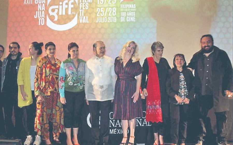 Gus Van Sant y Terry Guilliam, llegan  a la XXII edición del GIFF