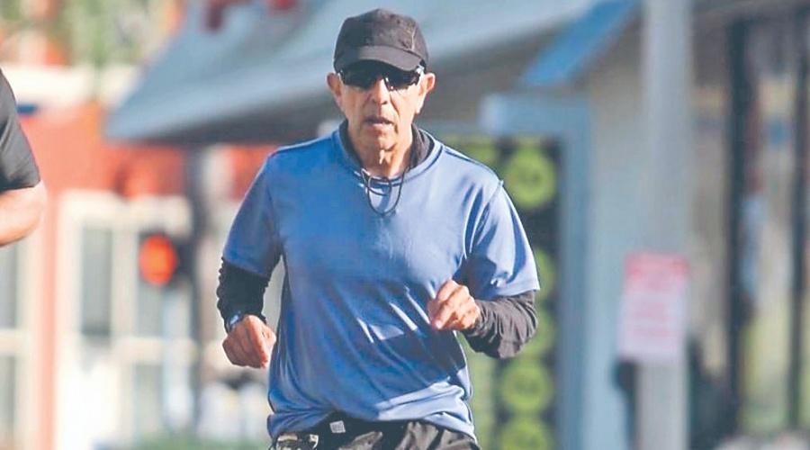 Confirman suicidio de maratonista mexicano