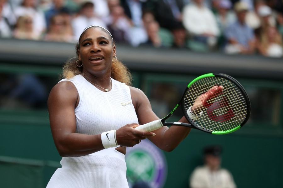 Halep y Williams ya están en semifinales de Wimbledon