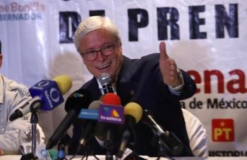 Congreso de Baja California amplía a 5 años gubernatura de Jaime Bonilla