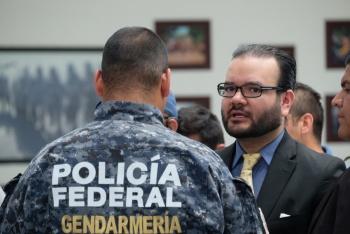 Grupo de policías federales desconocen acuerdo con el Gobierno