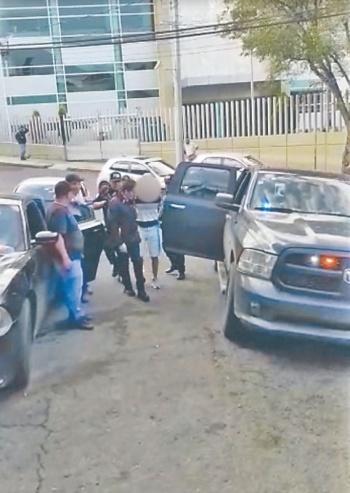 Caen dos en Tlalnepantla por robo, homicidio...