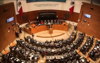 En el Senado critican postura del Presidente ante Poder Judicial