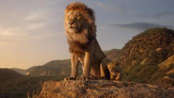 Revelan foto del elenco completo del Rey León