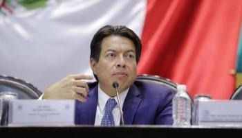Expresa Mario Delgado confianza en Arturo Herrera para continuar con la transformación del gasto público en el país