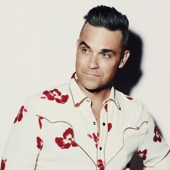 Robbie Williams padece un singular temor a los aliens