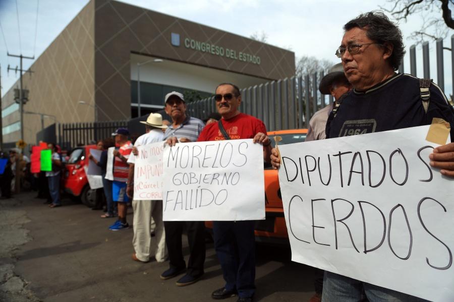 Exdiputada de Morelos es vinculada a proceso por peculado
