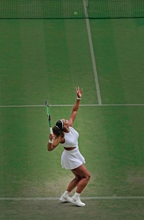 Serena Williams califica sin freno a las semifinales de La Catedral