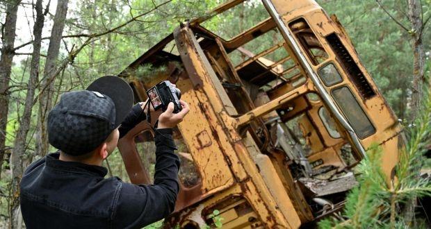 """Ucrania creará """"corredor turístico"""" en zona de exclusión de Chernobyl"""