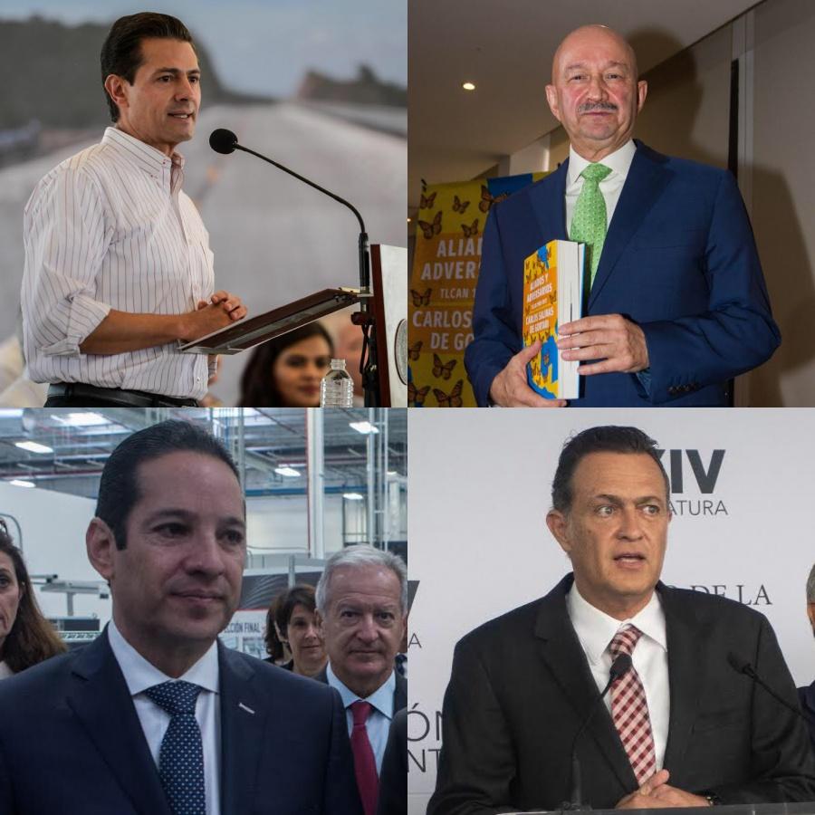 Vinculan a expresidentes y a panistas en caso Collado