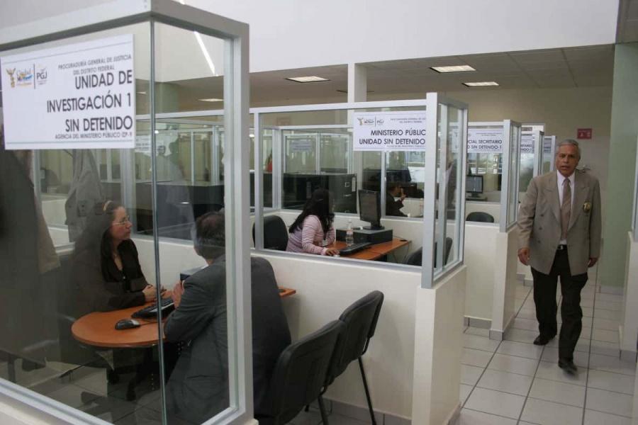 Buscan sancionar a servidores públicos del MP que no abran carpetas de investigación