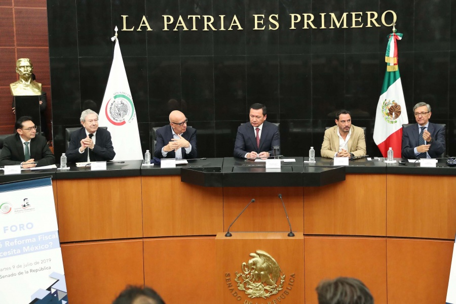Urgen reforma fiscal integral que fortalezca mercado interno