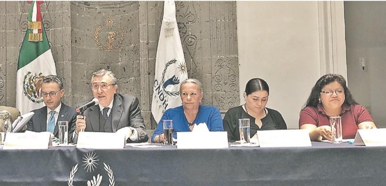 Grave que se politice el diálogo entre instituciones: ombudsman