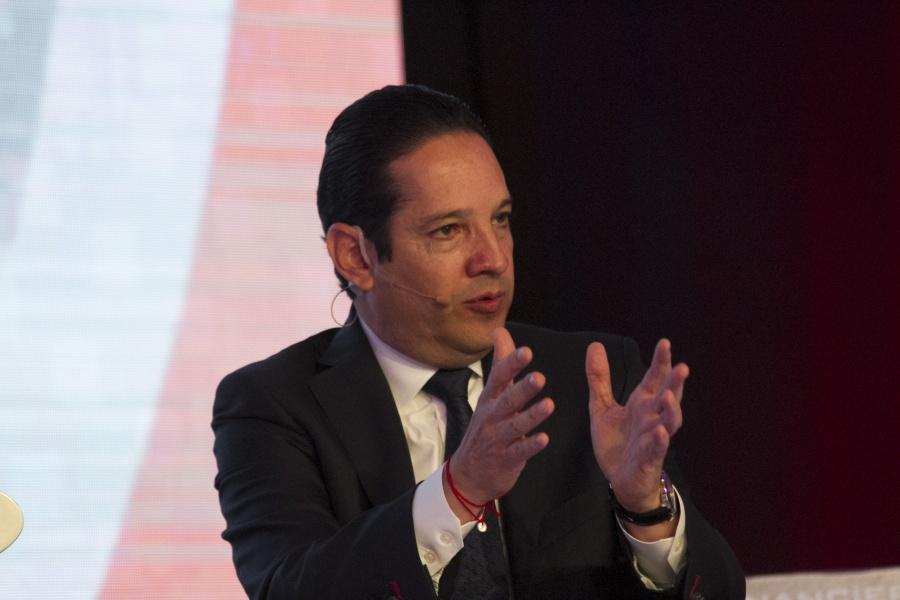 Gobernador de Querétaro y senador panista niegan vínculos con Collado