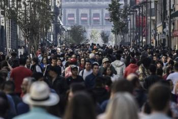 México tiene ya 125 millones de habitantes