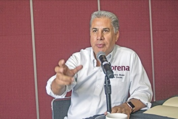 Rojas Díaz Durán impugna ante el TEFJF padrón Morena