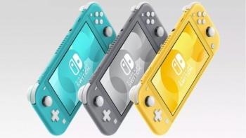 ¡La espera terminó! Nintendo revela la nueva Switch Lite