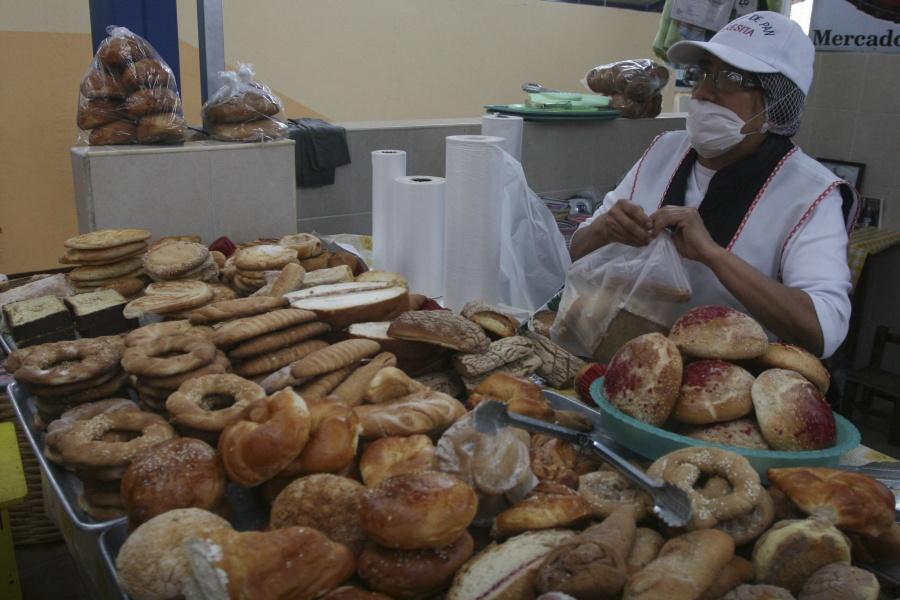 80% del trigo para hacer pan se importa: Segalmex