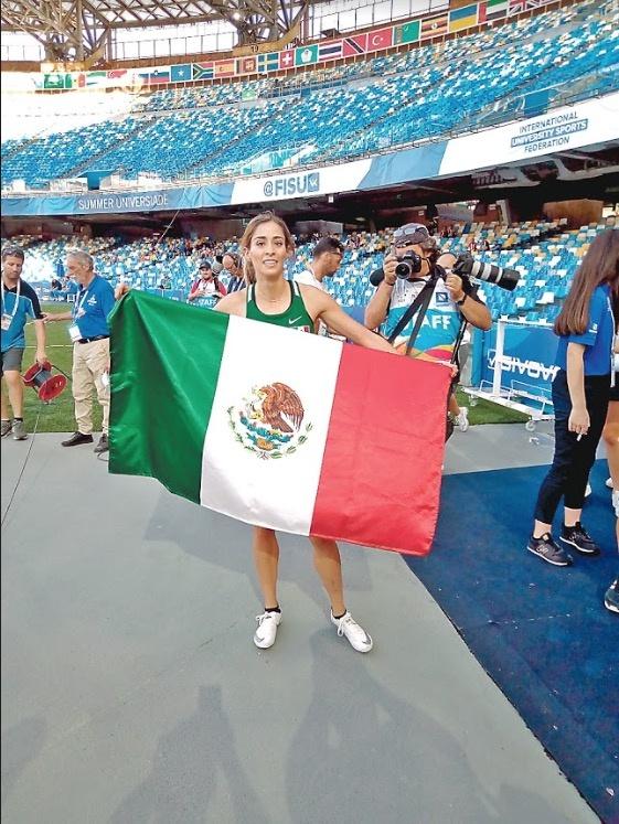 Mexicanos logran Oro en Italia