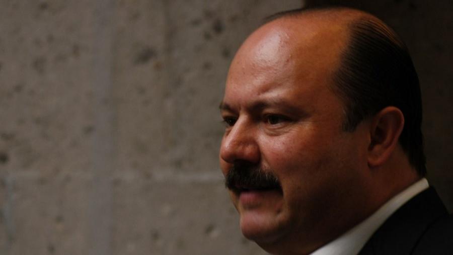 Ordenan captura del ex gobernador de Chihuahua, César Duarte