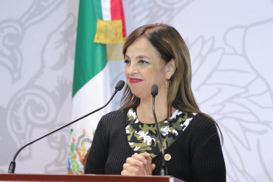 El Ejecutivo Federal debe reconocer que la CNDH es contrapeso y no comparsa: Lorena Villavicencio