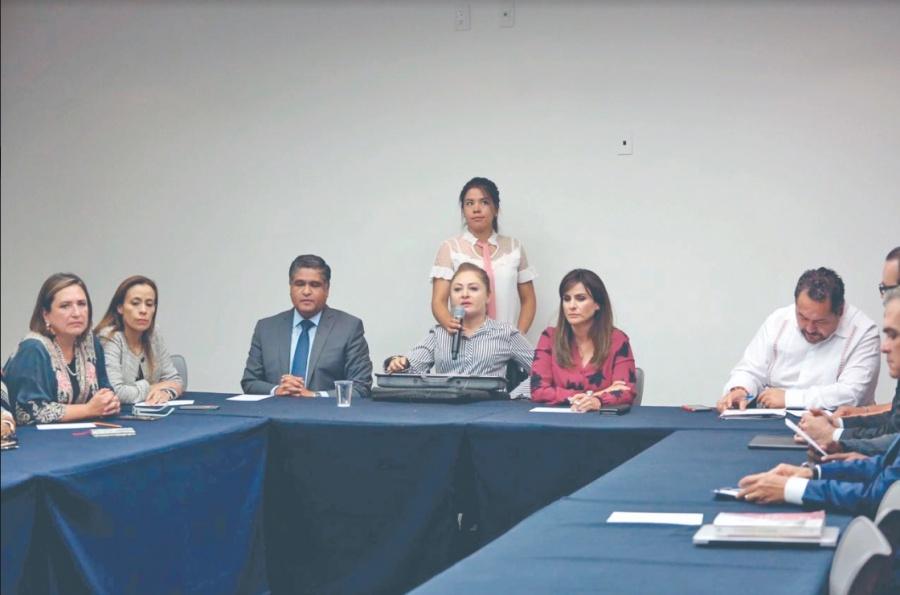 PRI busca a Durazo para analizar Guardia Nacional