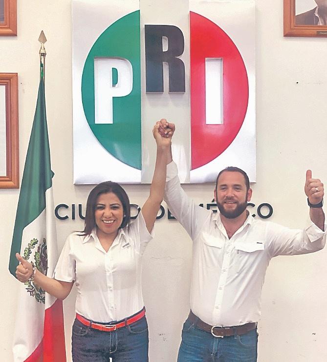 TEPJF revoca la expulsión de Lorena Piñón del PRI