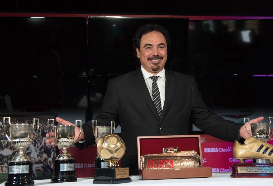 Hugo Sánchez, el Pentapichichi mexicano cumple 61 años