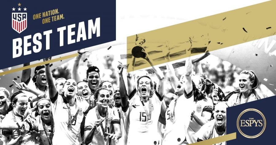 Obama celebra el triunfo mundial de la selección estadounidense femenil