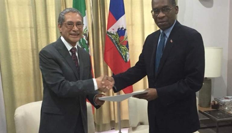 Muere Héctor Manuel Rodríguez Arellano, embajador de México en Haití